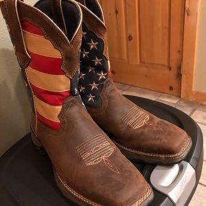 Durango ladies American Flag boots